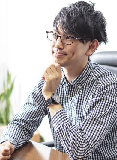 2008年入社 新規事業部  守田 陽